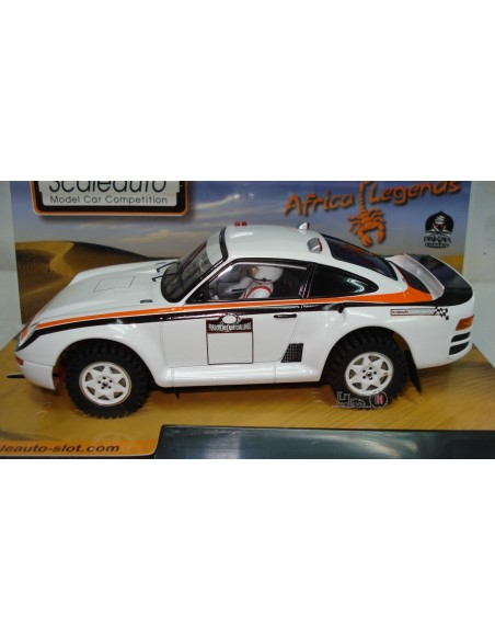 SCALEAUTO PORSCHE 959 RAID AFRICA LEGENDS