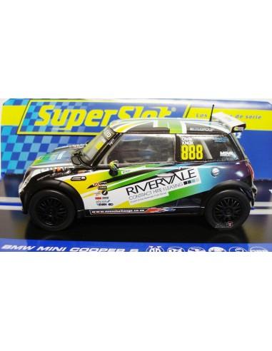 SUPERSLOT BMW MINI COOPER S MINI CHALLENGE 2014