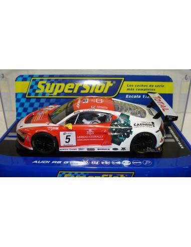 SUPERSLOT AUDI R8 GT3 FIA GT SERIES 2013