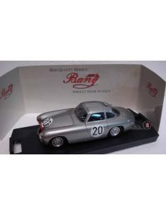 BANG MERCEDES 300SL COUPE Nº10 LE MANS 1952