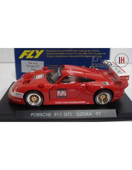 FLY PORSCHE 911 GT1 SUZUKA 97