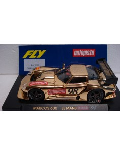 FLY MARCOS DORADO 600 LE MANS 98 EDIC.ESP.REVISTA AUTOPISTA