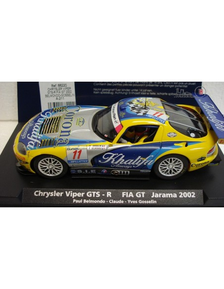 FLY CHRYSLER VIPER GTS-R FIA GT JARAMA 2002