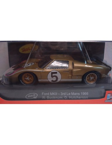 SLOT.IT FORD MKII LE MANS 1966 NUM.5