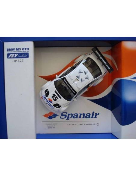 FLY BMW  M3 GTR ESTUCHE 15 ANIVERSARIO 1988-2003 SPANAIR, EDICION LIMITADA Y NUMERADA