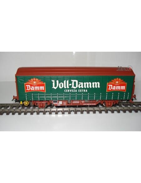 "ELECTROTREN VAGON CERVECERO ""VOLL-DAMM"""