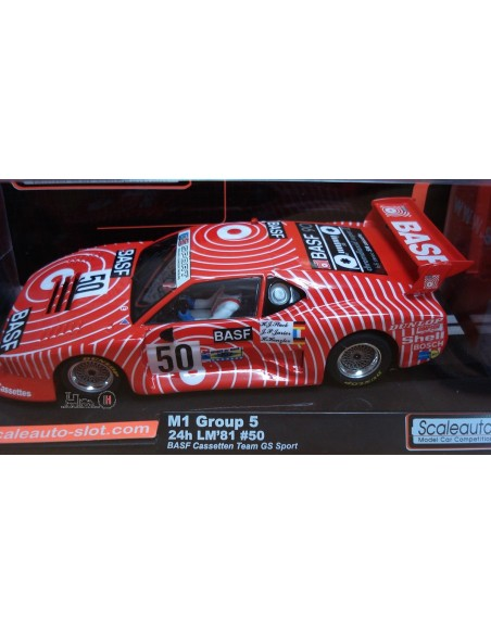 SCALEAUTO M1 GROUP 5 24h LM 81 50