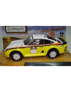 SCALEAUTO PORSCHE 959 RAID AFRICA LEGENDS