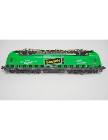 HOBBYTRAIN LOCOMOTORA SCOTH 3M