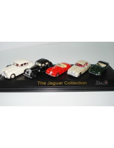 OXFORD SET 5 JAGUAR COLLECTION