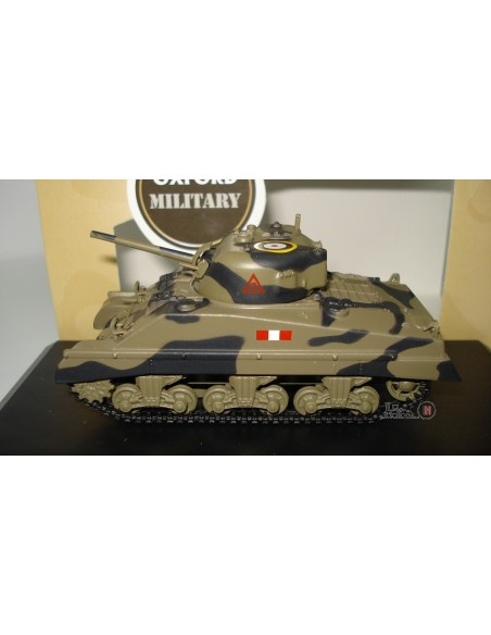 OXFORD SHERMAN TANK MK III ROYAL SCOTS GREYS ITALY 1943