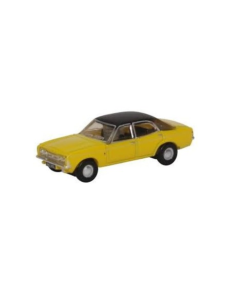 OXFORD CORTINA MKIII DAYTONA WELLOW