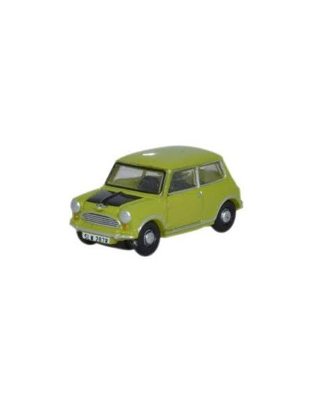 OXFORD MINI LIME GREEN