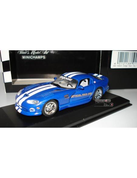 MINICHAMPS DODGE VIPER INDY PACE CAR 1996