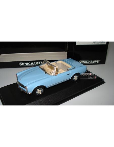 MINICHAMPS MERCEDES 280SL CABRIOLET 1968/71