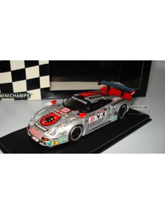 MINICHAMPS PORSCHE 911 GT1 LE MANS 1997