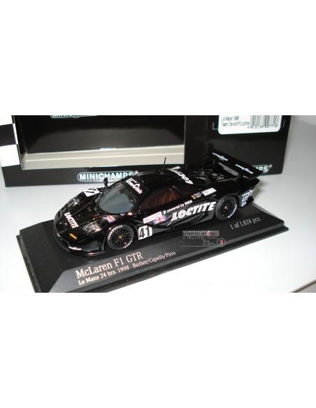 MINICHAMPS McLAREN F1 GTR LE MANS 24h 1998
