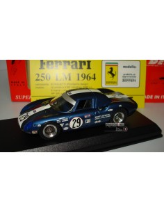 BESTMODEL FERRARI 250 LM SEBRING 1965