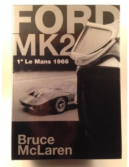 FLY FORD GT40 MK2 EDICION LIMITADA Y NUMERADA Nº0000
