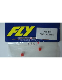 FLY PIÑON 9 DIENTES
