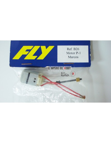 FLY MOTOR P-1 MARCOS