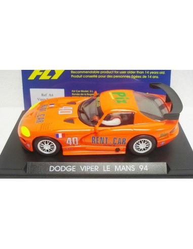 FLY DODGE VIPER LE MANS 94