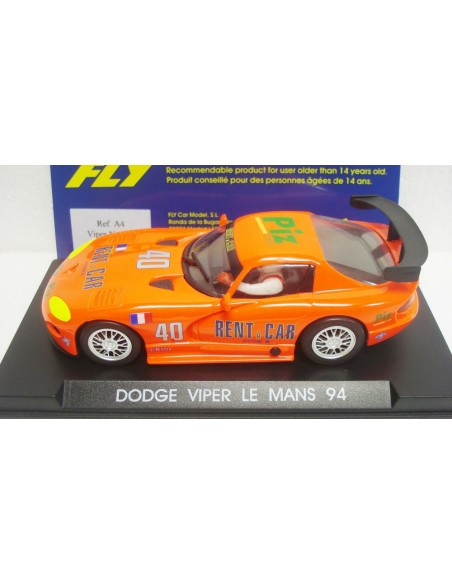 FLY DODGE VIPER LE MANS 94