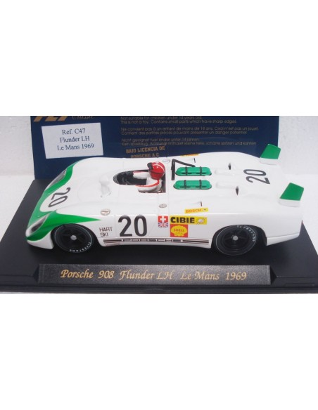 FLY PORSCHE 908 FLUNDER LH LE MANS 1969