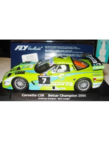 FLY CORVETTE C5R BELCAR CHAMPION 2006