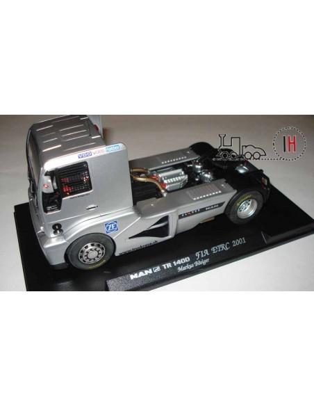 FLY MAN TR 1400 FIA ETRC 2001 TRUCK 46
