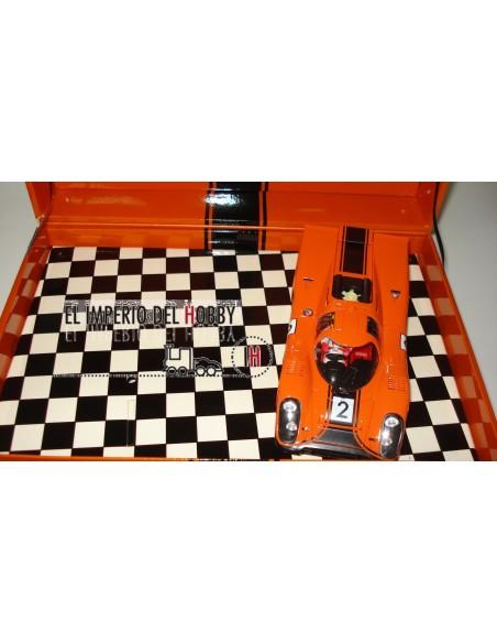 FLY PORSCHE 917  EDICION ESPECIAL H+T MOTOR RACING. ESTUCHE CON UN SOLO COCHE