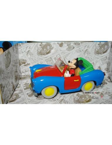 MOTORAMA DISNEY: MODELO MICKEY MOUSE&DIECAST CAR