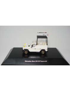 BoS MODELS MERCEDES BENZ 220 GE PAPAMOVIL