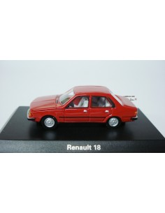 BoS MODELS RENAULT 18, RED