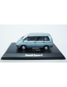 BoS MODELS RENAULT ESPACE II, METALLIC LIGHT BLUE