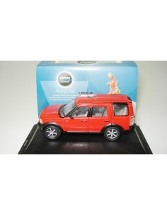 OXFORD LAND ROVER DISCOVERY 3