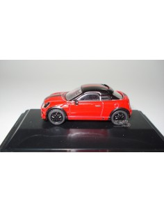 OXFORD MINI COUPE CHILLI RED/BLACK