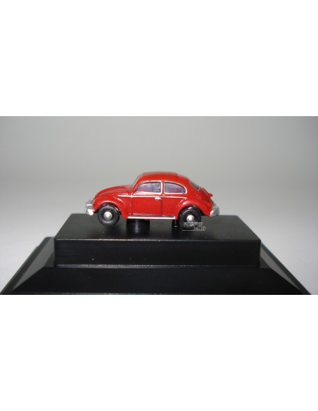OXFORD RUBY RED VW BEETLE