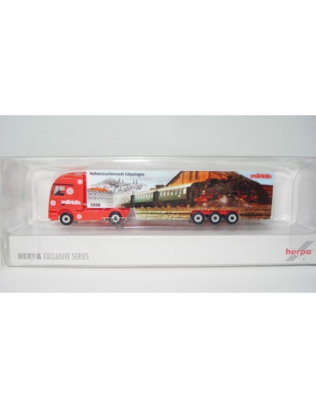 HERPA CAMION MB ACTROS Z 2008