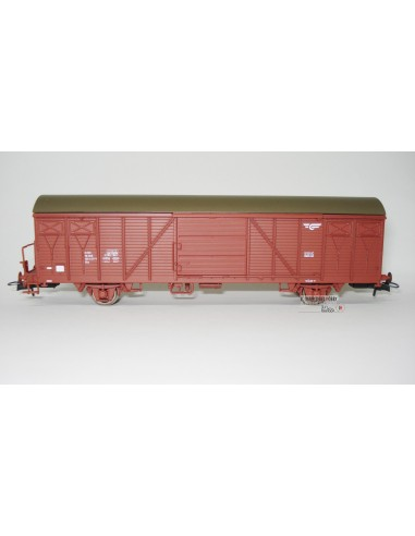 NMJ GBS 150 0 021-3 CLOSED WAGON, 1983-2000