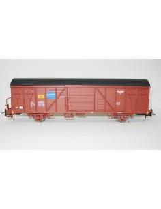 NMJ NSB GBS 150 0 200-3 EXPRESS FRIGHT WAGON