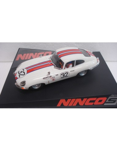 NINCO JAGUAR E-TYPE COUPE