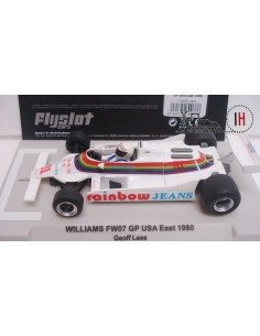 FLYSLOTCARS WILLIAMS FW07 GP USA